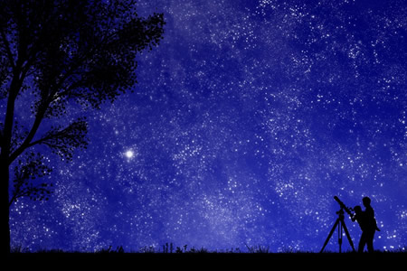 Frontenac's Dark Sky Preserve is one of the best places for stargazing in Ontario!