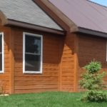 Chemong #2 Cabin Exterior View - Fernleigh Lodge - Ontario's Fishing and Family Resort