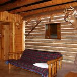 Historic Log Cabin Rentals at Fernleigh Lodge - Ontario Canada