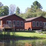 Delco Cabin - Waterfront rentals on Kashwakamak Lake, Ontario
