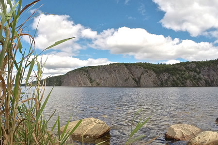 Explore Bon Echo Provincial Park and Climb the Majestic Mazinaw Rock!