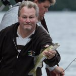 Owner and Guide Kevin Phillips at Fernleigh Lodge - Ontario's Fishing Resort.