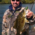 Bass fishing at its best at Fernleigh Lodge on Kashwakamak Lake, Ontario