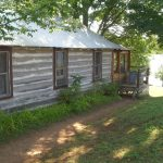 Manor Cabin - One of our Original Log Cabins