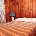 Manor Rental Cabin - Bedroom
