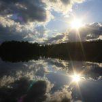 Kashwakamak Lake on a Perfect Day!